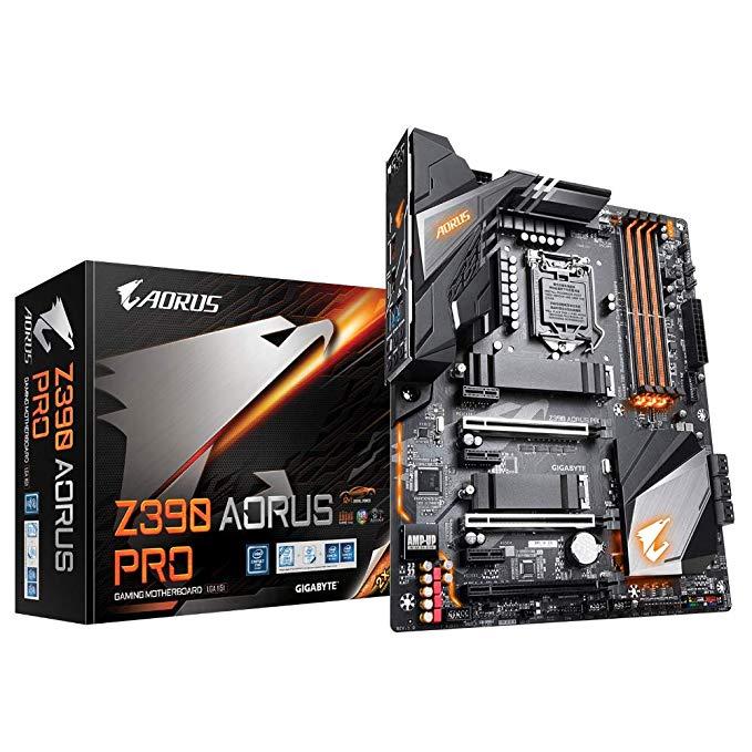 Gygabyte Z390 Aorus Pro